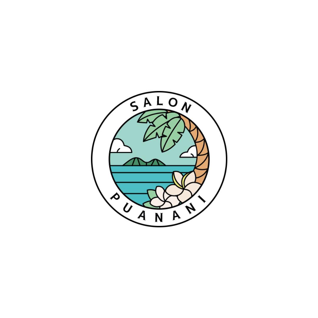 SALON PUANANI様 ロゴデザイン